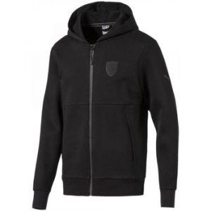 Puma Sweat-shirt Sweat à capuche Ferrari - 575239-01 Noir - Taille EU XXL,EU S,EU M,EU L,EU XL