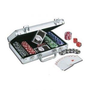 LGRI Mallette de poker 200 jetons