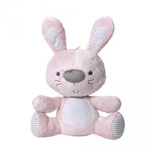 Playgro Peluche Lapin rose
