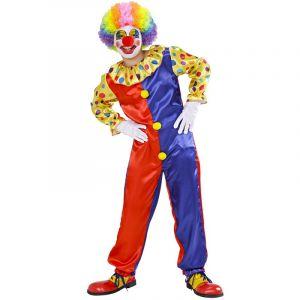 Widmann Déguisement de Clown Farceur pour Enfant - 11/12 ans