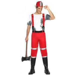 Déguisement Sapeur-Pompier