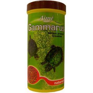 Aimé Aliment principal Crevettes gammarus - Pour tortue - 1l