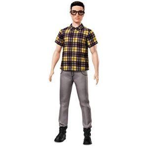 Mattel Barbie Ken Fashionistas Chill In Check Doll