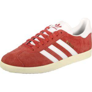 Adidas Gazelle chaussures rouge blanc 38 2/3 EU