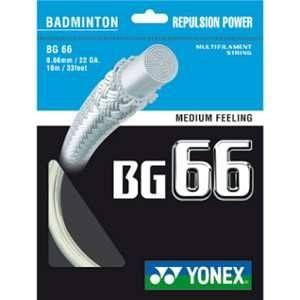 Yonex Cordage BG 66 Ultimax