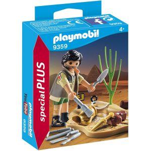 Playmobil Archéologue - 9359