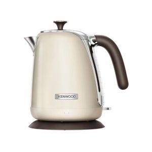 KENWOOD Bouilloire TURBO 2200W 1,7L pichet Filtre anti-calc coloris Crème