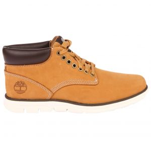 Boots fines Timberland Bradstreet en cuir véritable camel