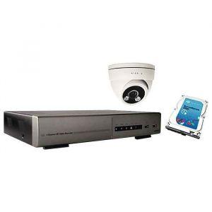 Kit de videosurveillance exterieur ou interieur Dexlan