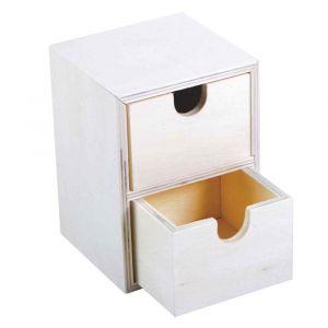 tiroir en bois a decorer comparer 44 offres. Black Bedroom Furniture Sets. Home Design Ideas
