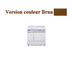Cuisinière bois/charbon GODIN l'arpège 230758 brun