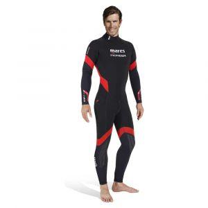 Mares Monosuit Pioneer 5mm XL Black / Red