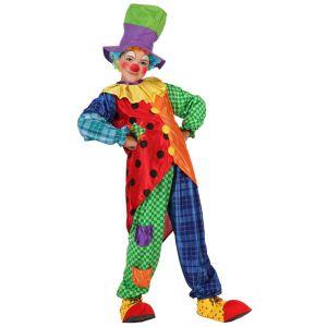 Déguisement Clown - Enfant - Mixte - Taille 10/12 ans (140 à 152 cm)