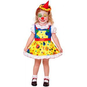 Déguisement Reine des Clowns - Enfant