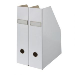 boite rangement carton blanc comparer 139 offres. Black Bedroom Furniture Sets. Home Design Ideas