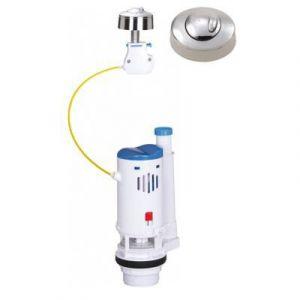 Mécanisme de chasse d'eau - Commande à câble Diall