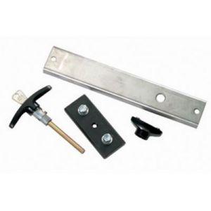 Ouverture manuelle à clé SOMFY pour motorisation SGA