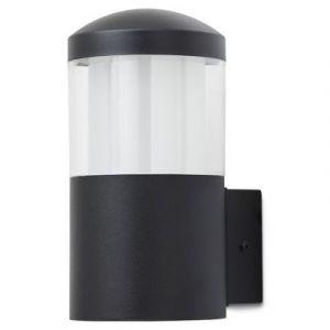 Applique extérieure LED Blooma Nelchina noir
