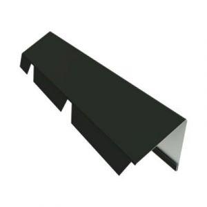 Faitière simple 2 1 m PS40 anthracite 7022