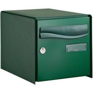 bo te aux lettres verte comparer 70 offres. Black Bedroom Furniture Sets. Home Design Ideas