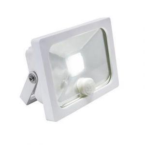 Projecteur extérieur à détection BLOOMA Manta blanc LED 10W