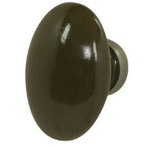 Ensemble boutons de porte COLOURS Alpage poivre