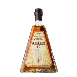 BALLY 12 ans Bouteille Pyramide