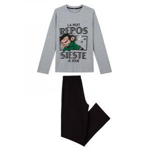 pyjama gaston lagaffe comparer 22 offres. Black Bedroom Furniture Sets. Home Design Ideas