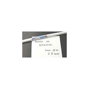 Agipa rouleau adhésif blanc effaçable 67.5 x 100 cm