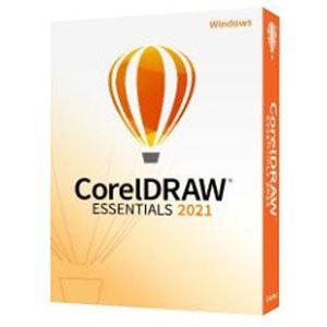 COREL CorelDRAW Essentials 2021 - CDE2021MLMBEU