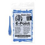 EMPIRE e-point 100 pointes 2BA longues (bleu) (nahoppla-shop, neuf)