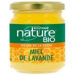 Miel de lavande de provence bio - 250 g (ORIGINE NATURELLE, neuf)