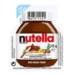 FERRERO Nutella pack 120 coupelles de 15 g (Mes Gourmandises, neuf)