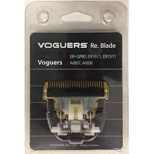 Tête pour tondeuse compatible Panasonic ER-GP80 ER-1611 ER-1511 AI-807 AI-808. (BHS SRL, neuf)