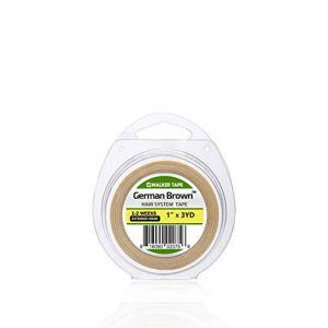Walker Tape Premium Colle en rouleau 25mm Forte propriétés adhésives double face indétectables Perruques (LuttmannKG, neuf)