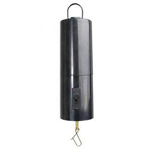 SUNERLORY Moteur rotatif pour carillons à vent en acier inoxydable - Batterie mobile - Fonctionnement à piles - Pour maison, fête, mariage, discothèque, rotation uniforme (zchuisan8, neuf)