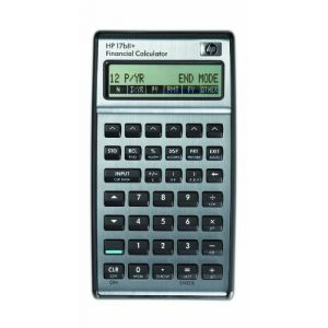 HP-17BII+ Calculatrice Financière (My Custom Style, neuf)