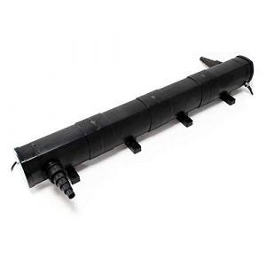 SunSun CUV-272 Stérilisateur Clarificateur de bassins ou d'étang avec Lampe Rayons UV-c 72W (WilTec GmbH, neuf)