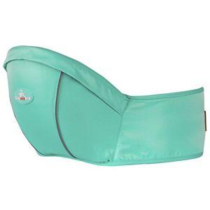 69d541bf9a3d Gabesy Porte-bébé Ventral Respirant Léger avec Siège de Hanche Multi  Positions Classique Confort avec