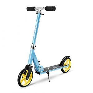 Trotinette City Scooter Roller Kick Scooter pour Adultes et Enfants 2 Roues Scooter de Cascade (GLDERE, neuf)