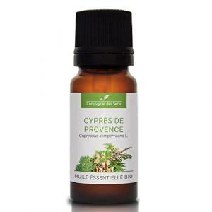 CYPRÈS DE PROVENCE - Huile essentielle BIO - 10mL (La Compagnie des Sens, neuf)