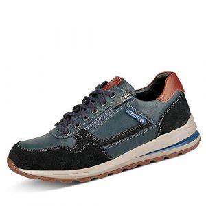 Mephisto - Derbies Bradley Bleus - Bleu - 43-9 (Mephisto shoes, neuf)