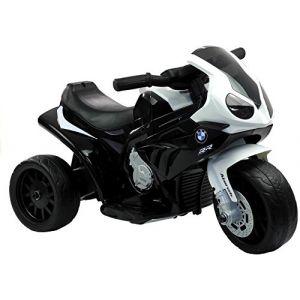 Véhicule électrique pour Enfants Moto électrique - BMW S1000RR - Noir (e-bsd, neuf)