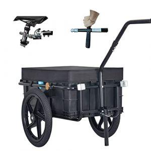 "TIGGO 16"" Remorque & chariot Cargo remorque de velo 20315 (TIGGO, neuf)"