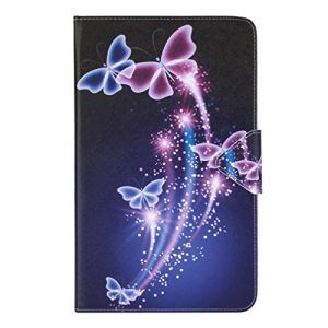 DETUOSI Samsung Tab A6 10.1 Housse -Case avec Support Coque pour Tablette Samsung Galaxy Tab A6 T580 T585 (2016) 10.1 Pouces -A05 (WholetradeEU, neuf)