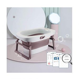 Baignoire pliante, baignoire, seau de bain pour enfants, baignoire pliante, baignoire, baignoire-1 (SSFZ, neuf)