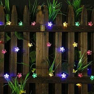 Guirlande exterieure terrasse comparer 59 offres - Luces jardin solares ...