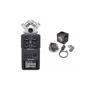 Zoom H6 + pack Accessoires APH-6 - Enregistreur numérique 6 pistes (SLS82, neuf)