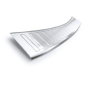 tuning-art L136 Protection de seuil de Coffre de Chargement en Acier Inoxydable avec Profil 3D et Bord Arrondi (tuningart, neuf)