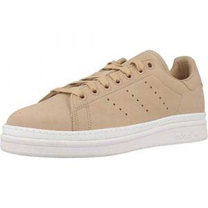adidas Stan Smith New Bold W, Chaussures de Fitness Femme, Multicolore (Stcapa/Stcapa/Ftwbla 000), 36 EU (Brands Expert, neuf)